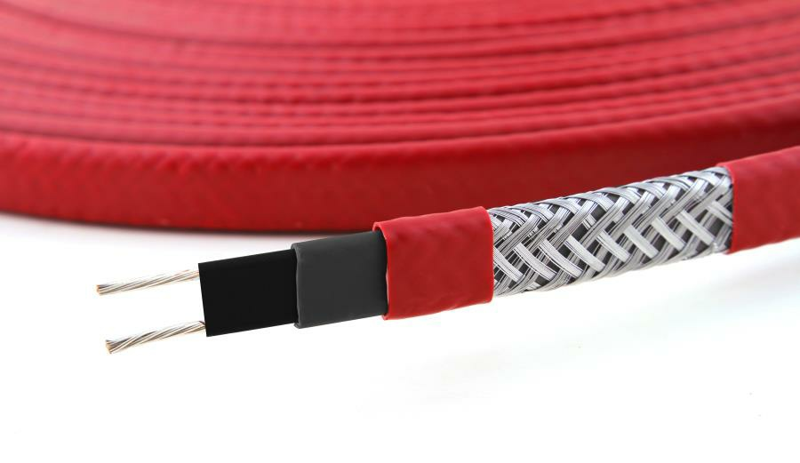 middle temperature self-regulating heating cable with ATEX certificate
