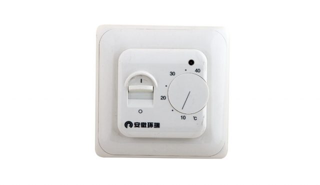 Fußbodenheizung Thermostat