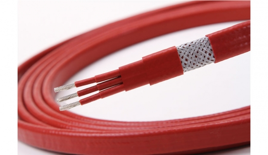 Constant Wattage Heating Cable For Long Pipe Heating